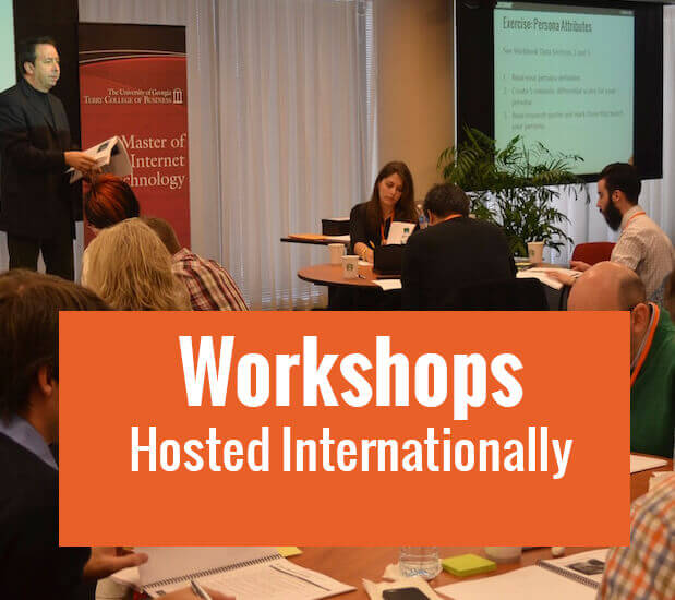 UX STRAT Workshops link